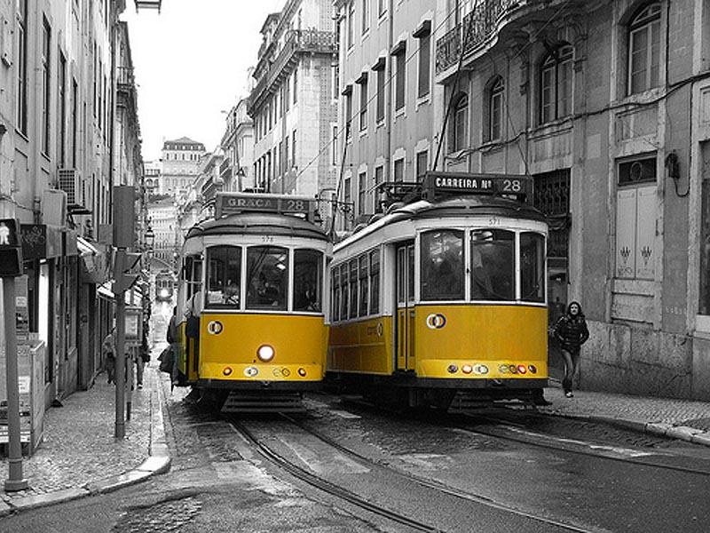 Voyage intemporel à Lisbonne