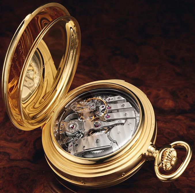 Horlogerie, le luxe suisse