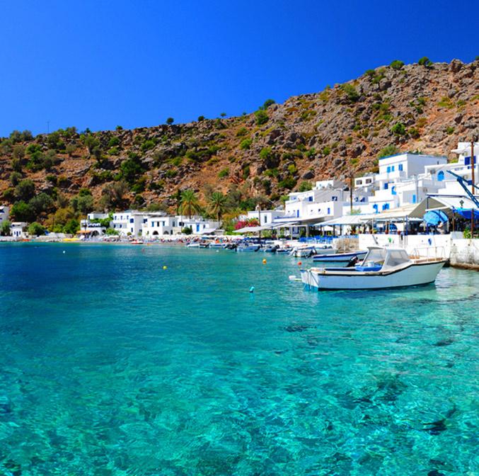 Croisière dans les Cyclades