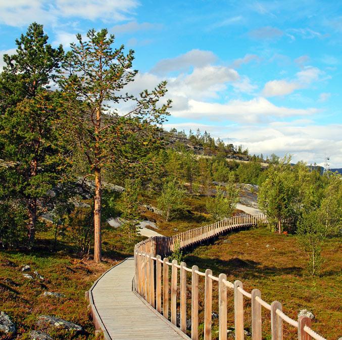 Alta, Finlande