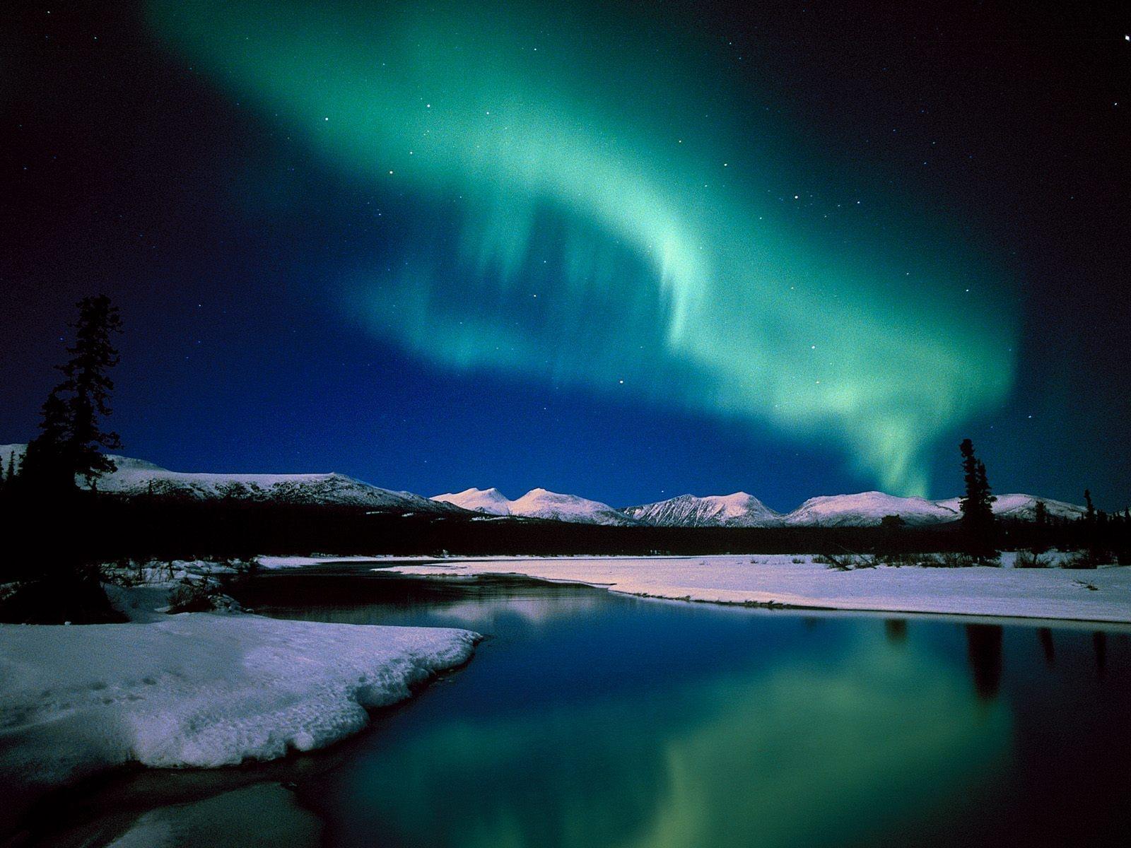 Fascinantes aurores boréales