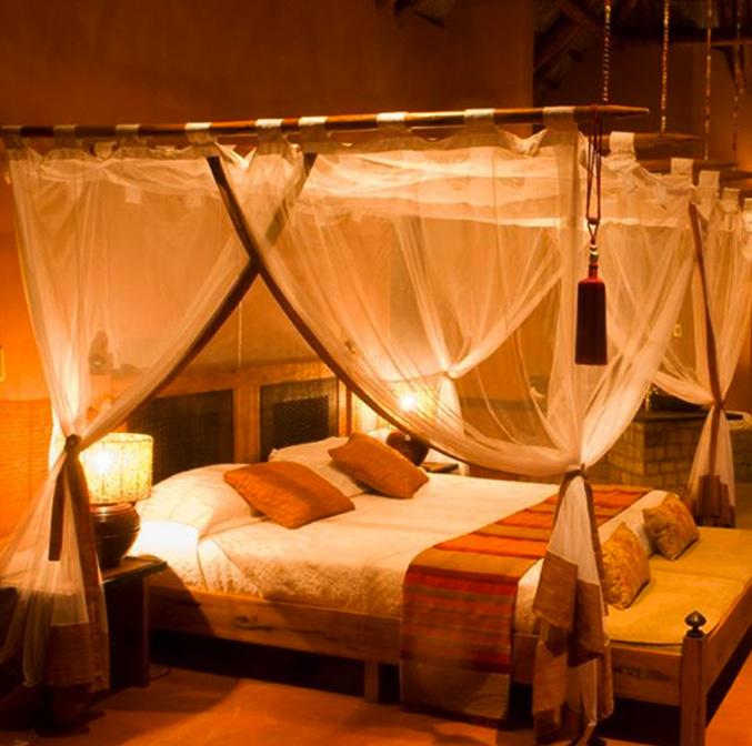 Chambre, Benguerra Lodge, Mozambique