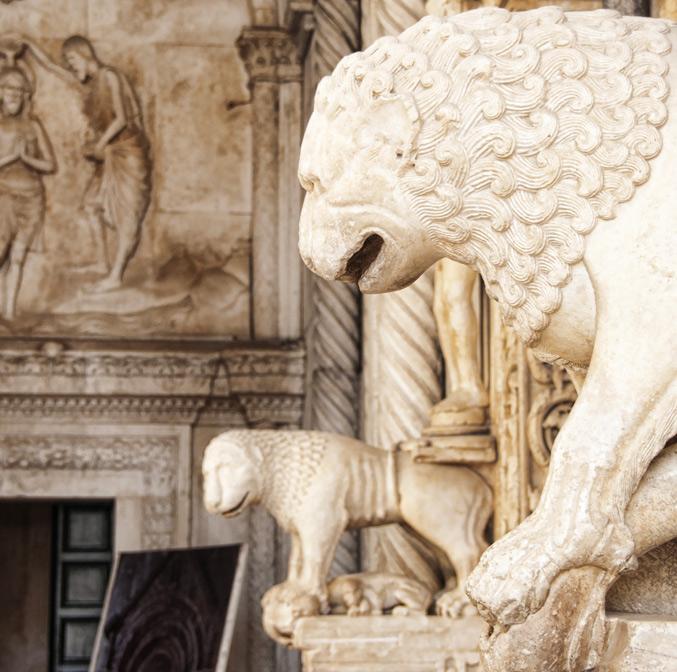 La ville historique de Trogir