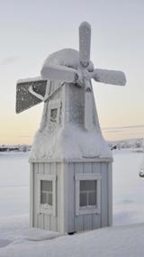 Finlande, Rovaniemi / aventure