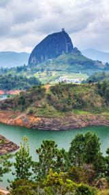 Colombie, Itinéraire / nature