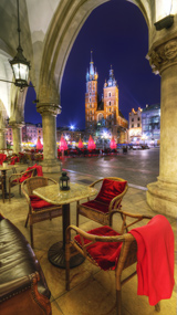 Pologne, Cracovie / culture